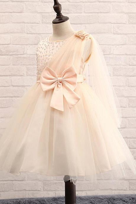 2015 New Baby Girls Dress baby Girls clothes vestidos infantis Children Dresses Princess Party Dress kids dresses for girls